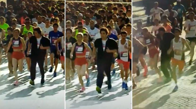 Napad na Oliveru Jevtić na maratonu u Sofiji