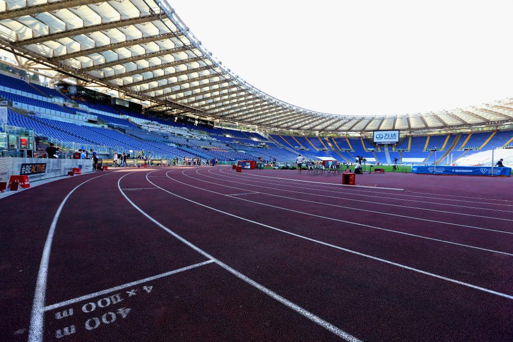Stadion Olimpiko, Rim, Dijamantska liga