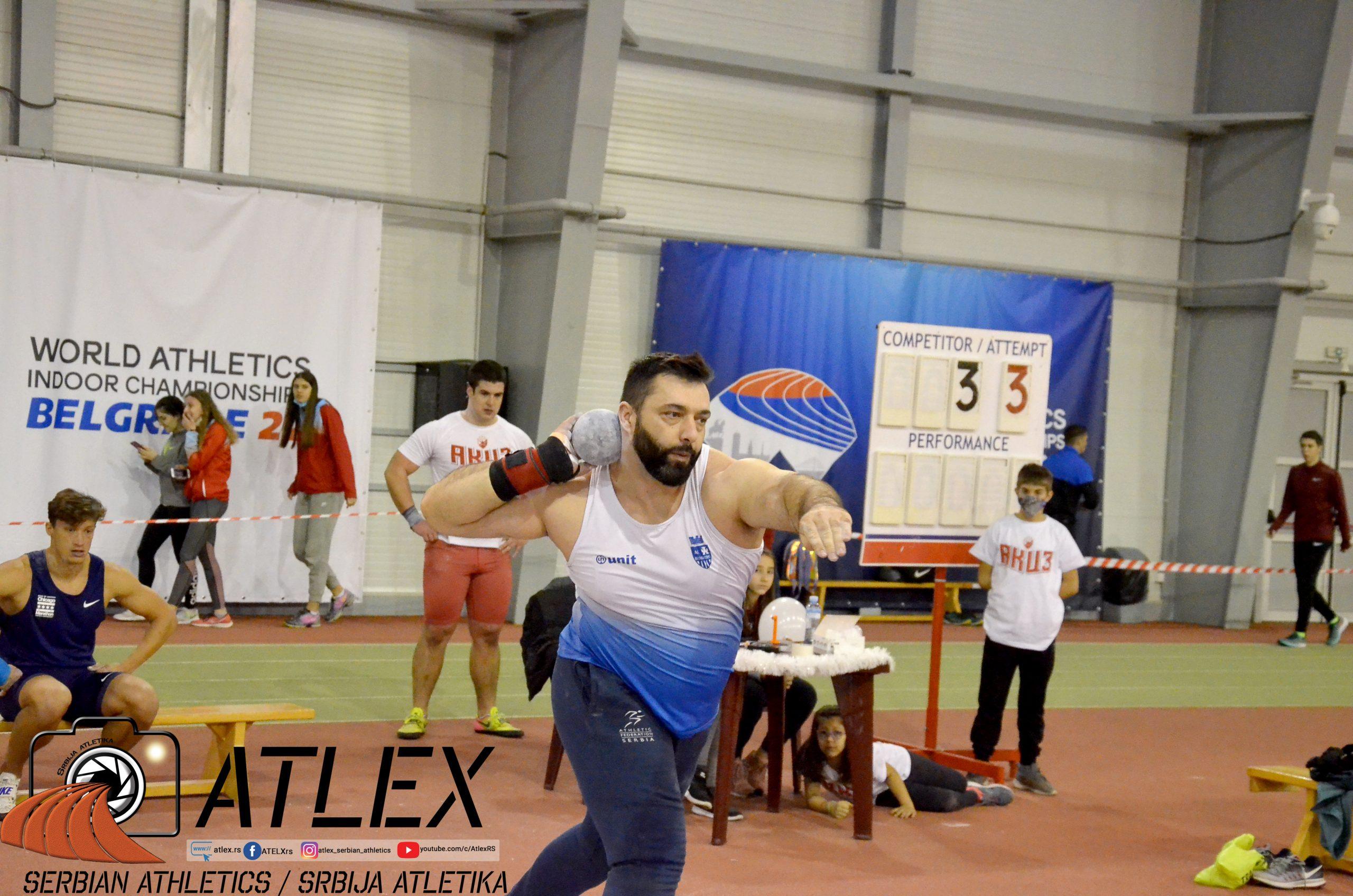Asmir Kolašinac, novogodišnji miting Crvene zvezde 2020