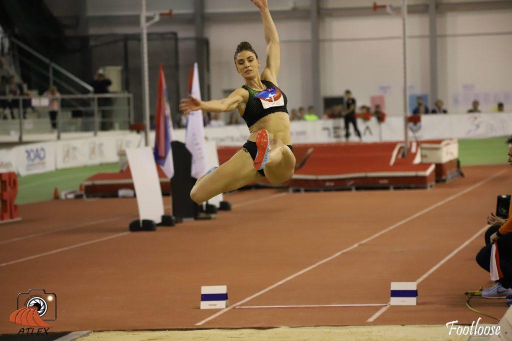 Ivana Španović, Serbian Open 2019