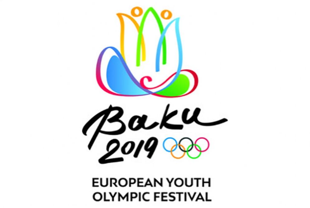 Baku 2019 EYOF logo