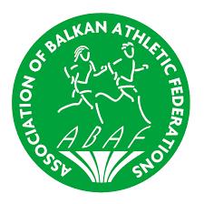 Balkan athletics logo