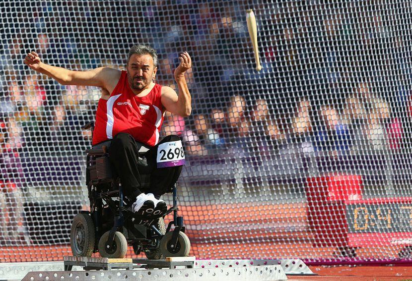 Željko Dimitrijević, paraatletičar, bacanje čunjeva