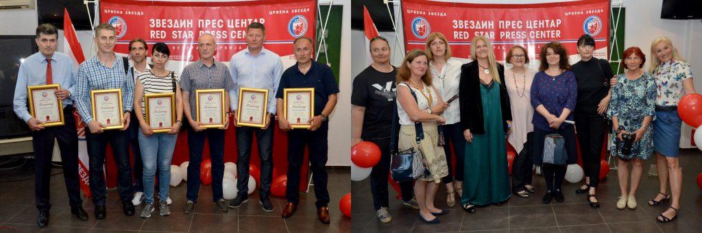 30 godina od osvajanja Kupa šampiona, muška i ženska ekipa