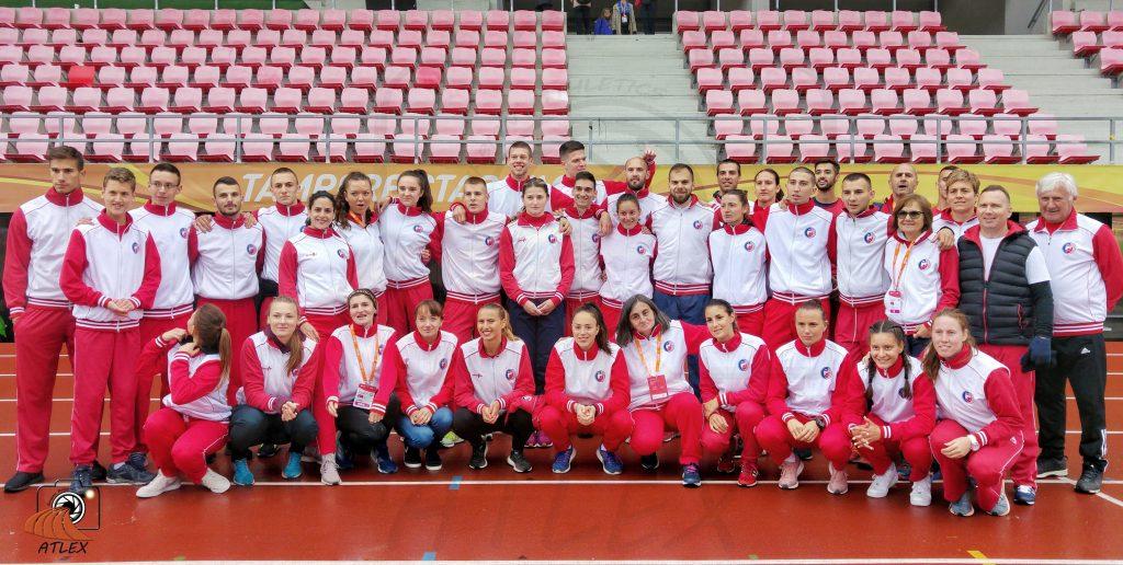 AK Crvena zvezda, Kup šampiona 2019