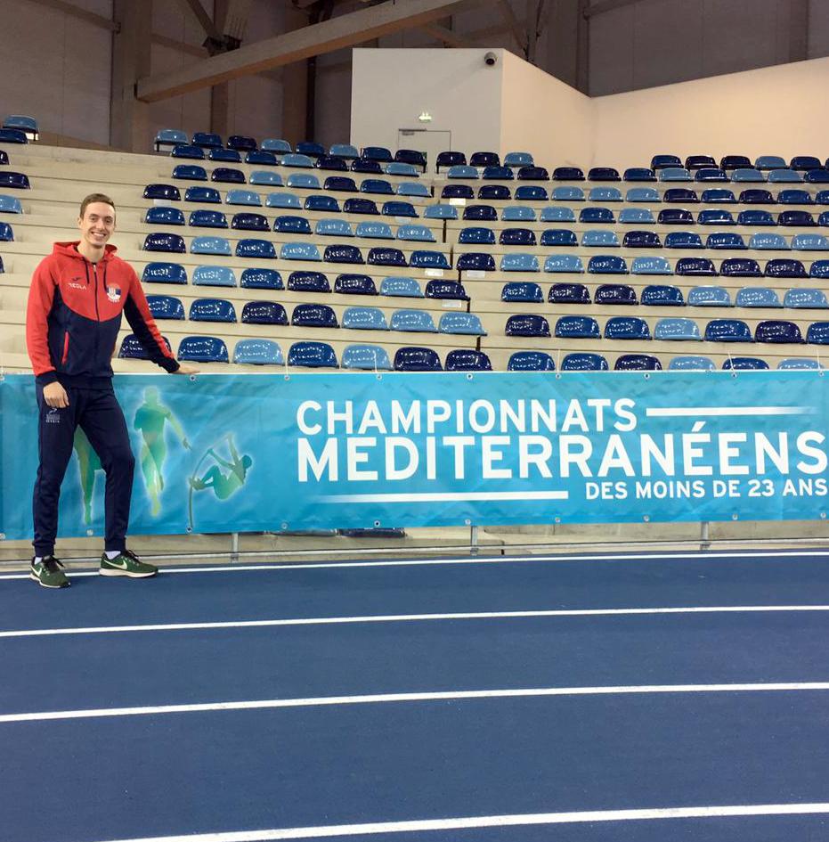 Aleksa Kijanović , Mediteranski šampionat