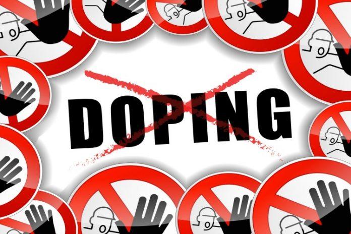 stop doping, anti doping
