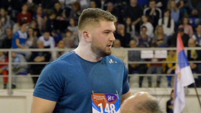 Armin Sinančević Serbia Open 2019