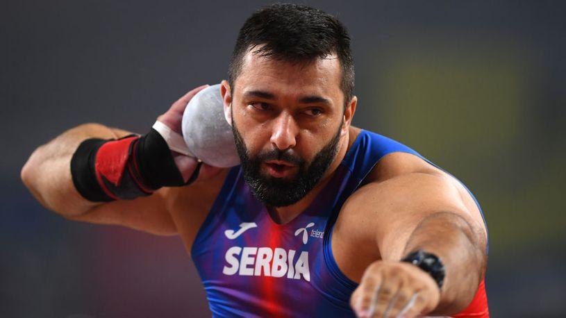 Asmir Kolašinac, Svetsko prvenstvo Doha 2019
