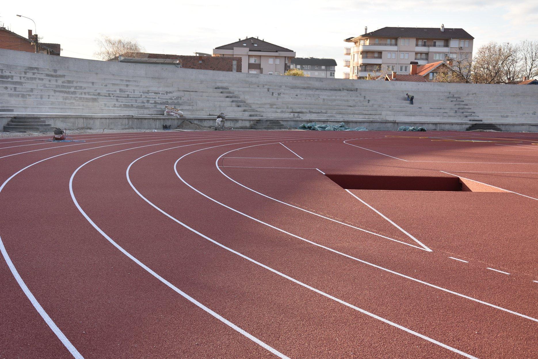 Atletski stadion Ćuprija