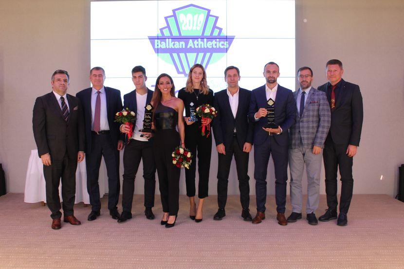 Najbolji atletičari Balkana 2019