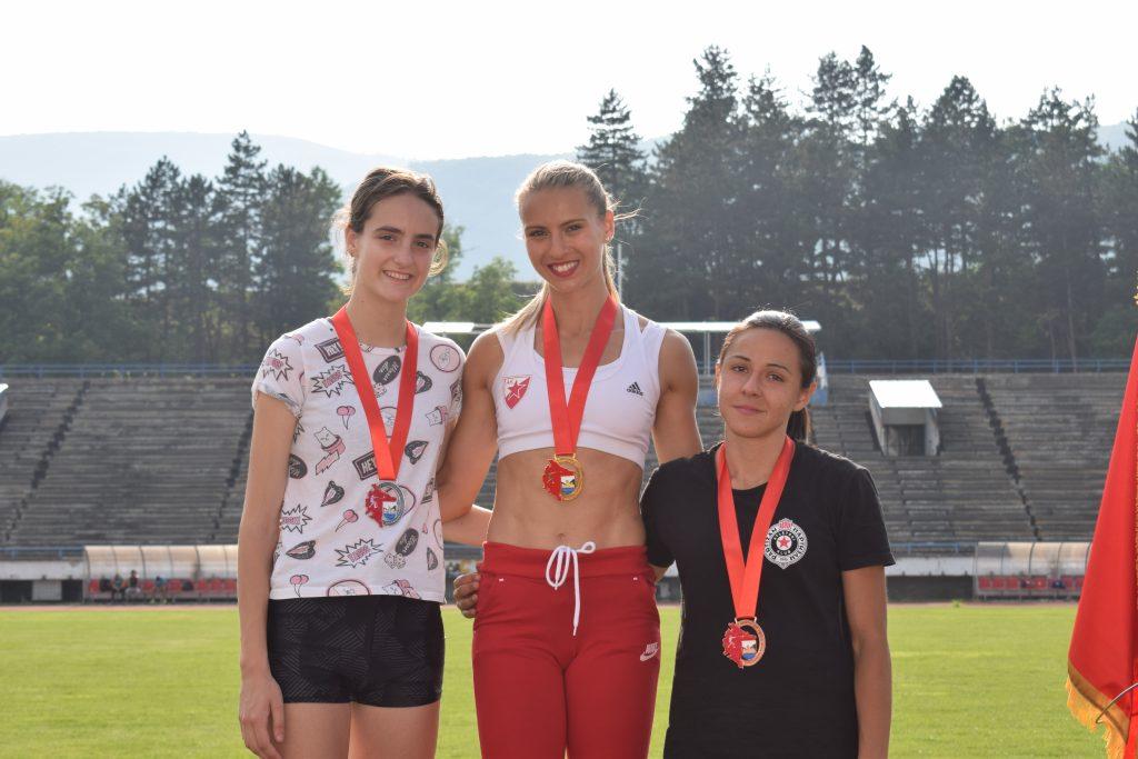 Berane 2019 - 100m devojke