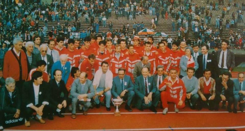 Crvena zvezda šampion Evrope 1989