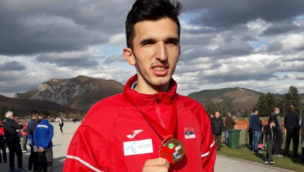 Elzan Bibić šampion Balkana u krosu