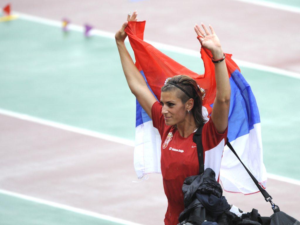 Ivana Španović, Kup Evrope