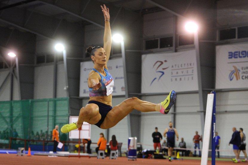 Ivana Španović, Serbia Open