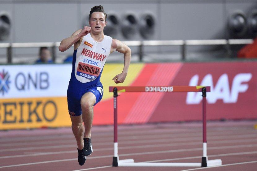 Karsten Varholm dvostruki šampion sveta