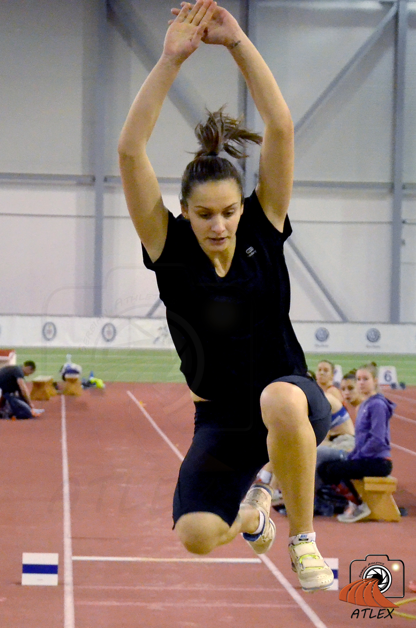 Marija Stojadinović, troskok