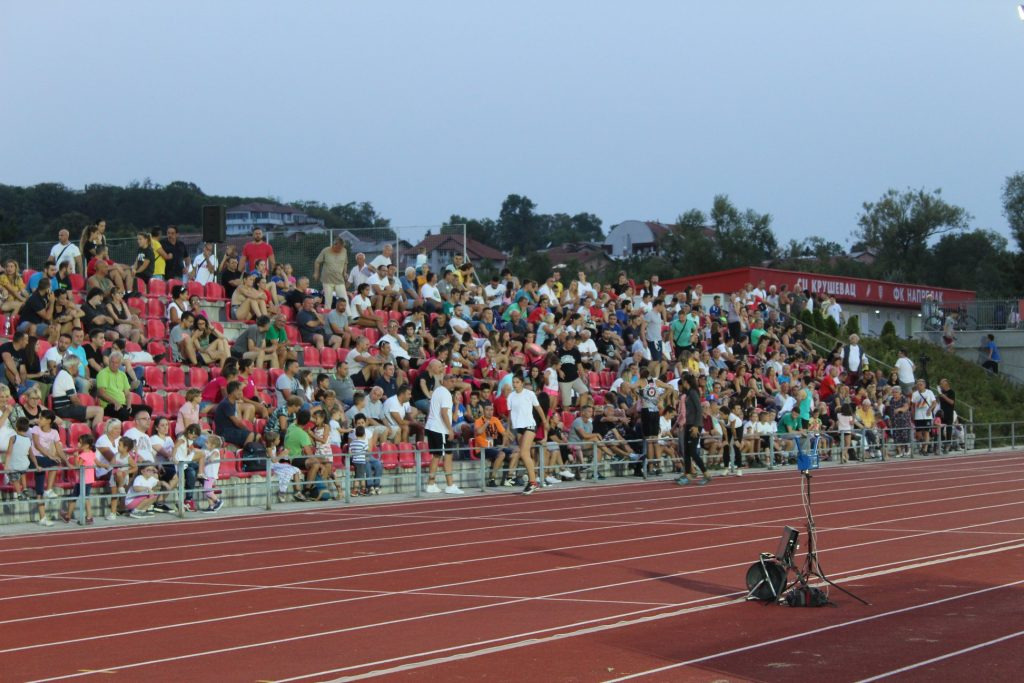 Prvenstvo Srbije 2019 navijači