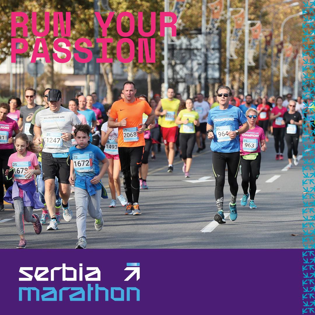 Serbia Marathon najava