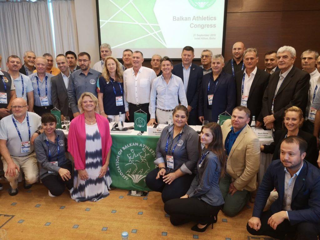 Svi članovi Balkanske federacije 2019