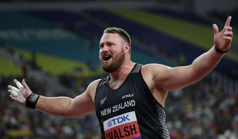 Tomas Volš, finale Svetsko prvenstva u bacanju kugle