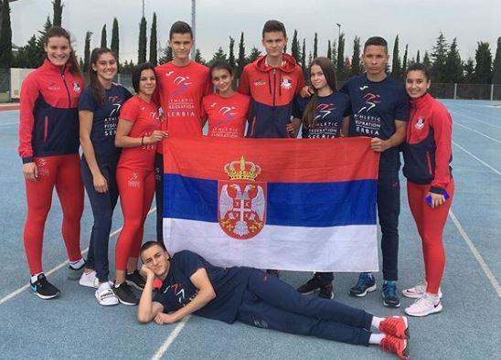 U18 reprezentacija Srbije na Balkanijadi 2019