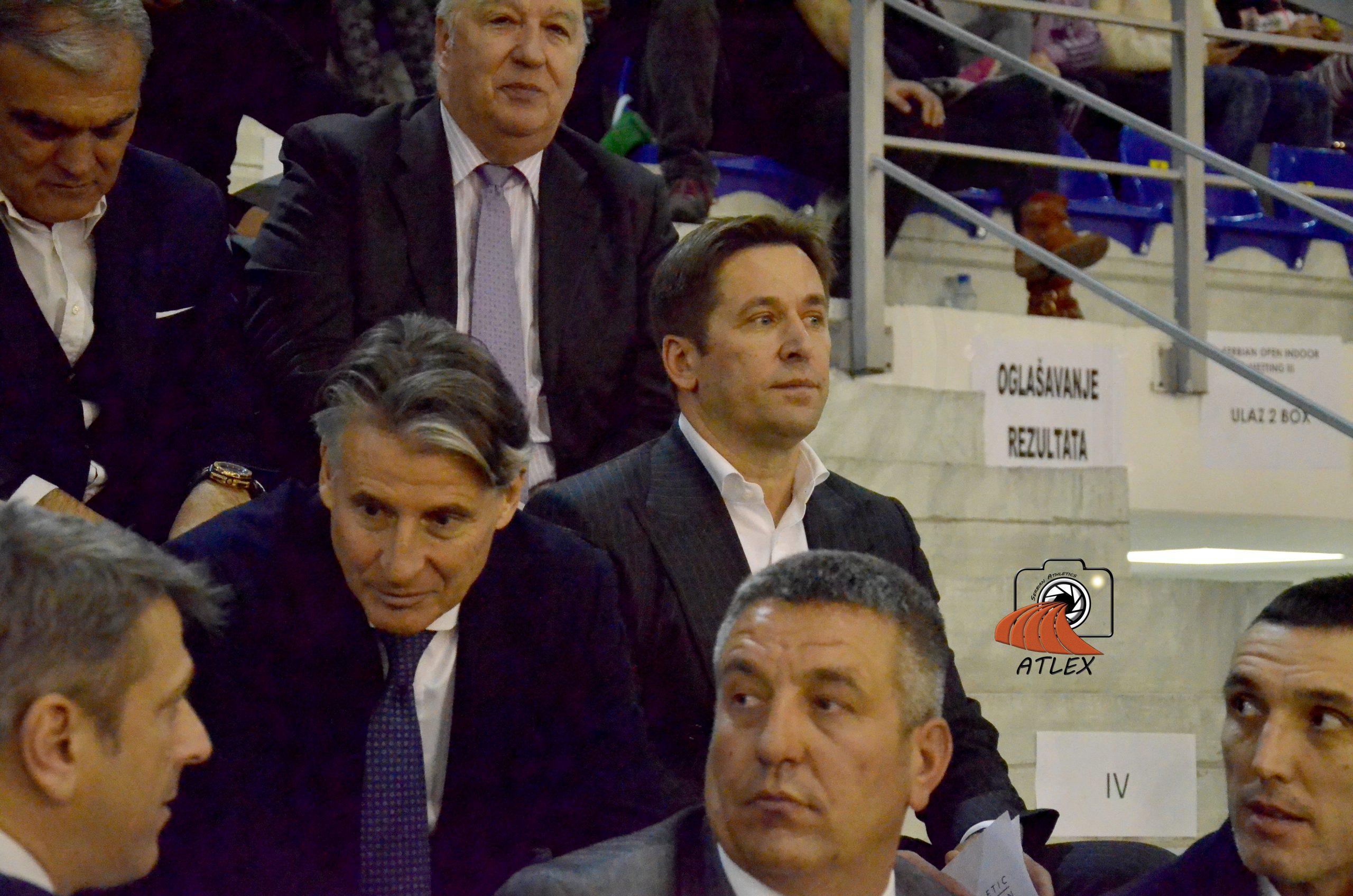 Veselin Jevrosimović i Sergej Bupka
