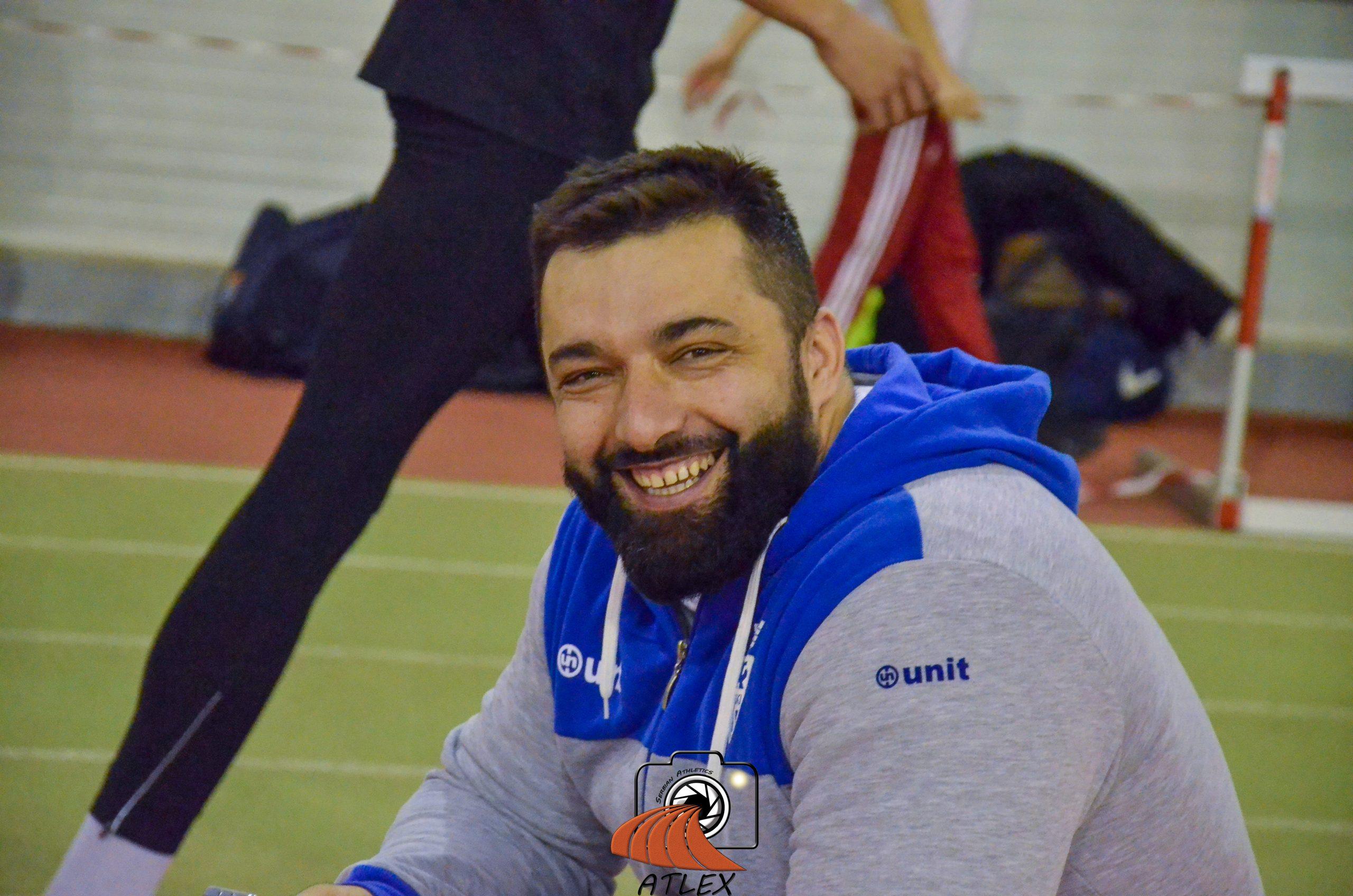 Asmir Kolašinac, BAK