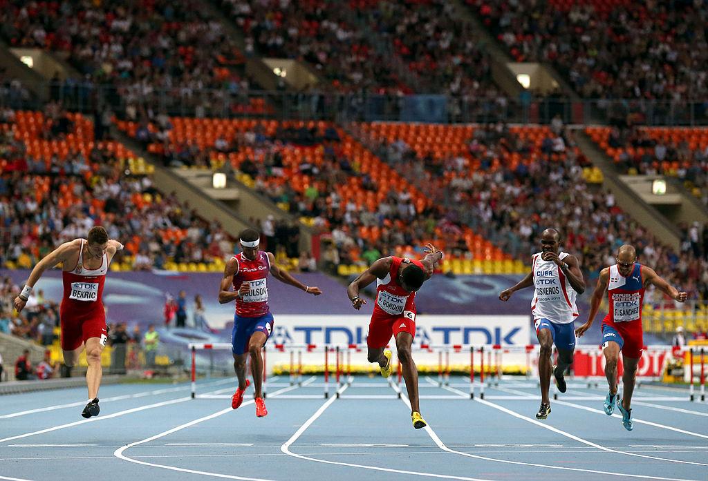 Emir Bekrić treći na svetu na 400 metara sa preponama