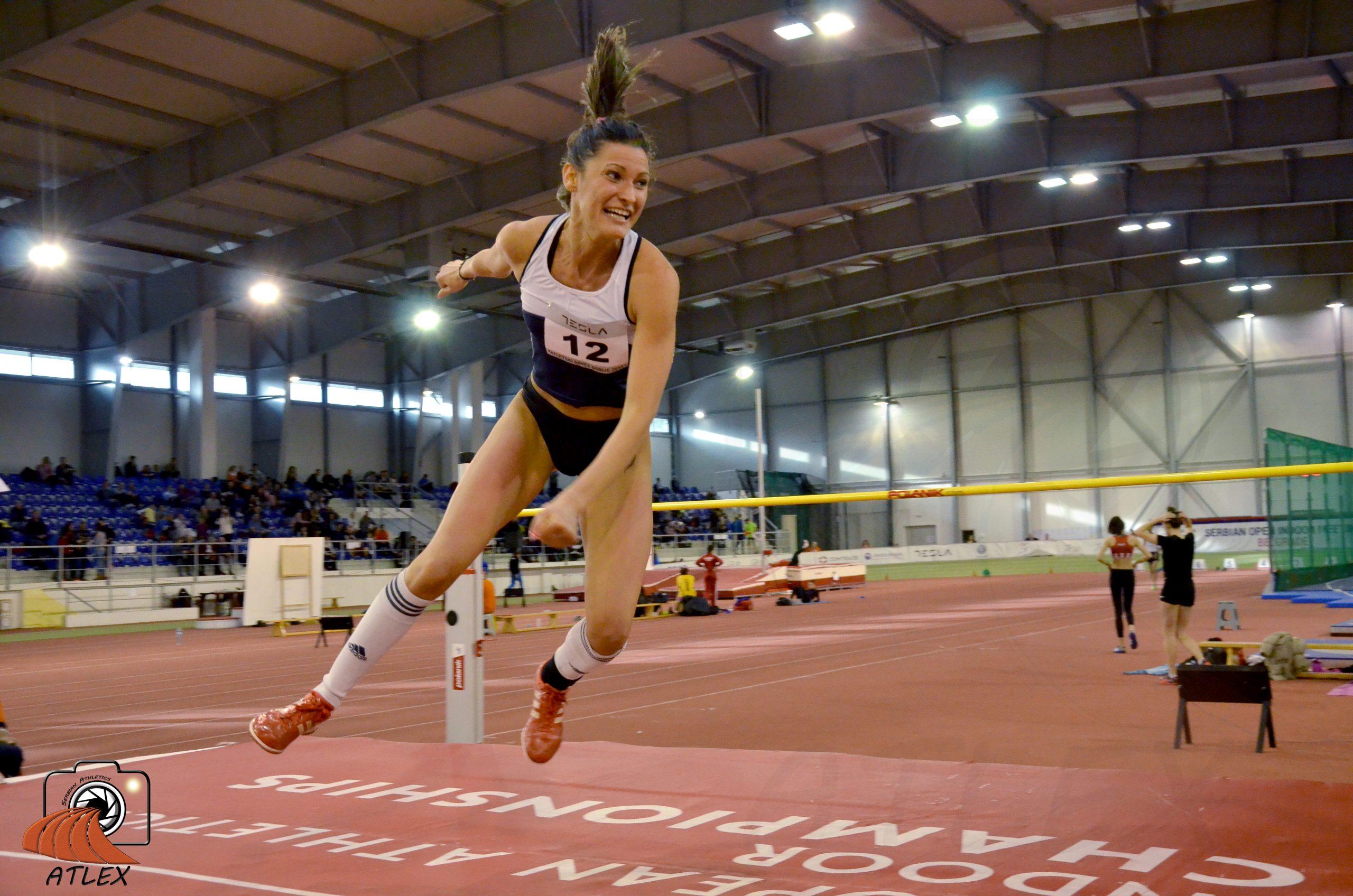 Kristina Gojković, AK Voždovac