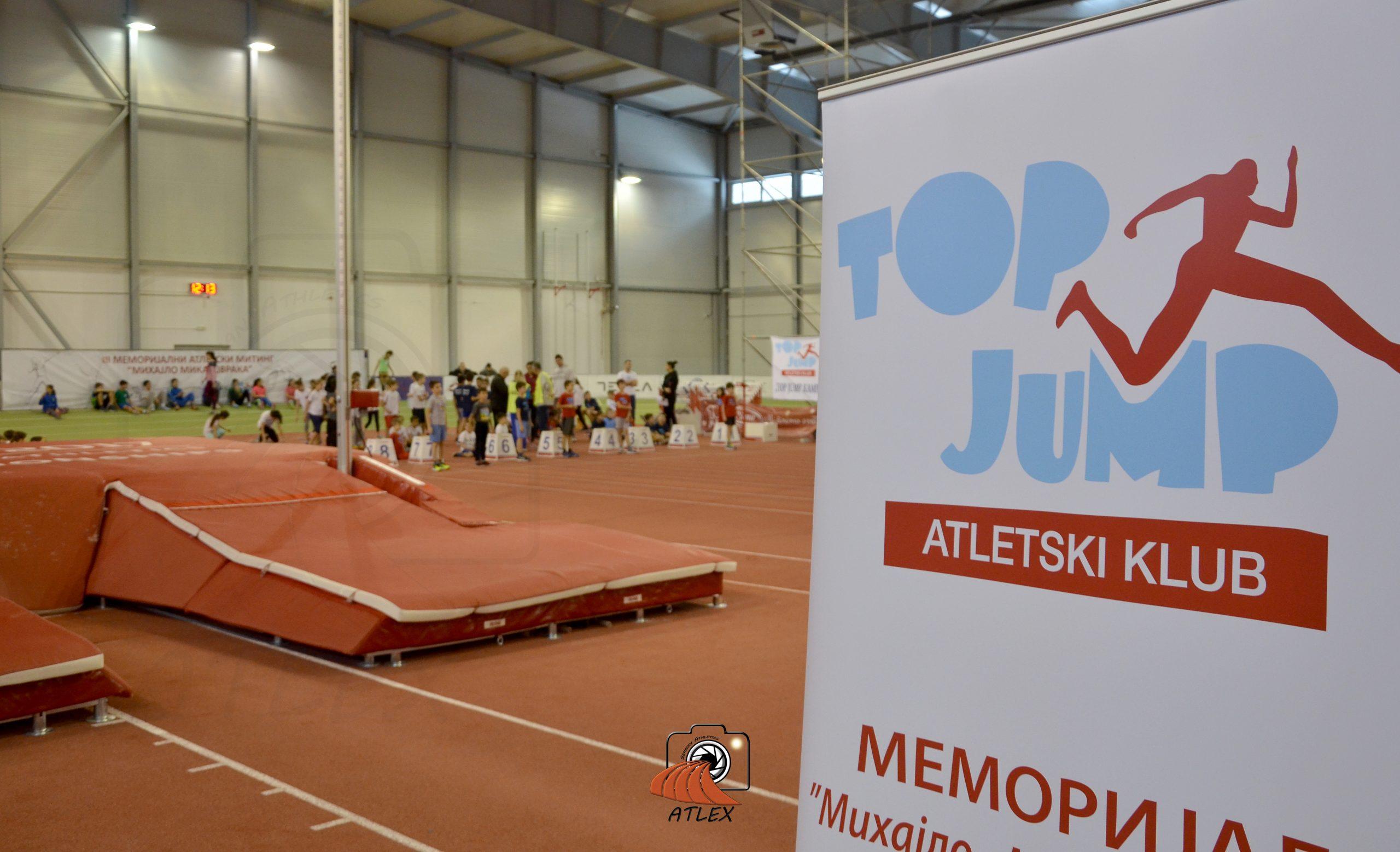 Memorijal Mihajlo Švraka 2018 - AK Top Jump