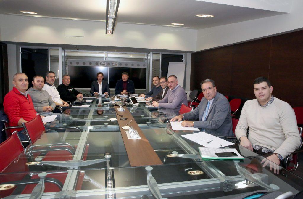 Sednica Upravnog odbora ASS-a
