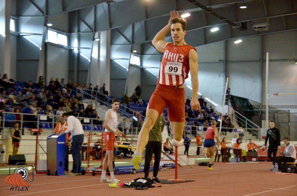 Strahinja Jovančević, Crvena zvezda, dvorasnko prvenstvo Srbije 2019