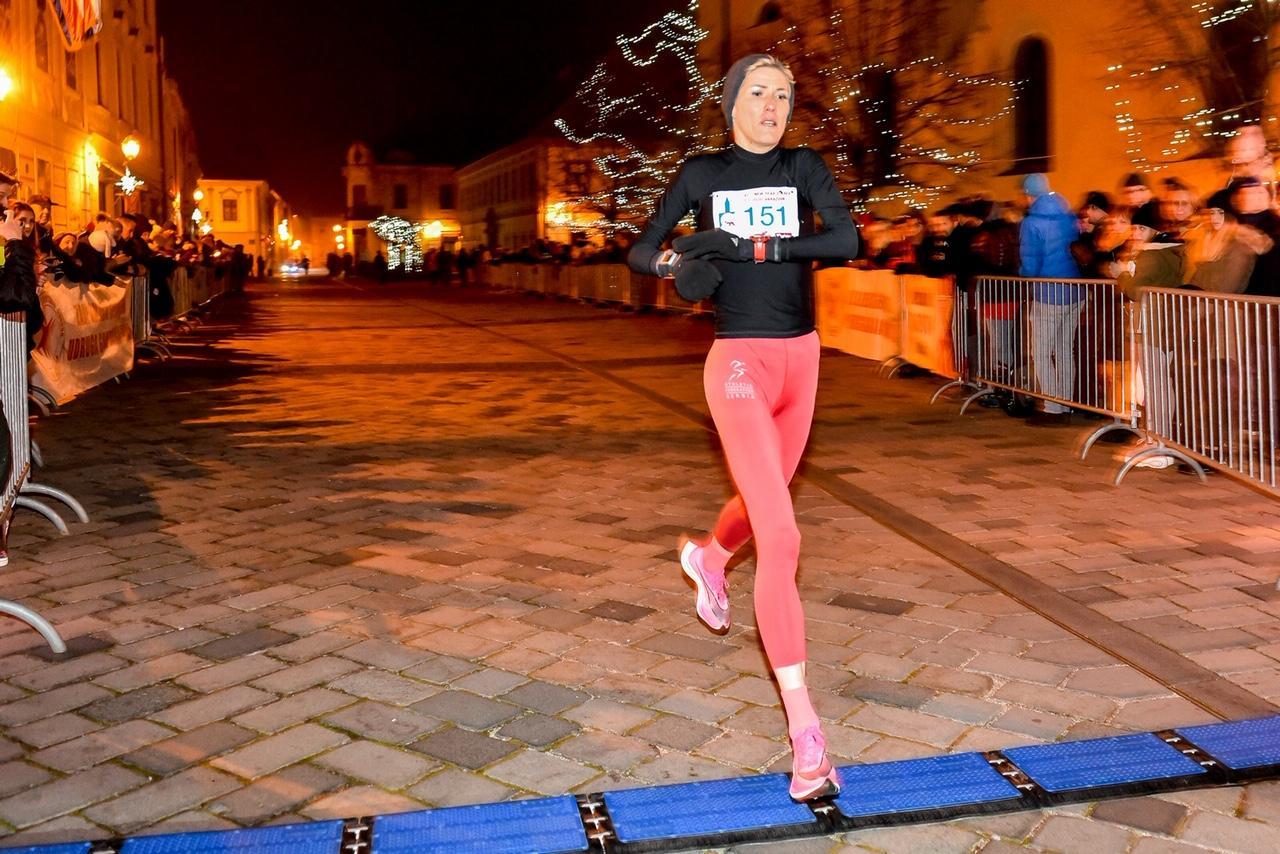 Olivera Jevtić pobednica 42. Novogodišnje trke u Varaždinu