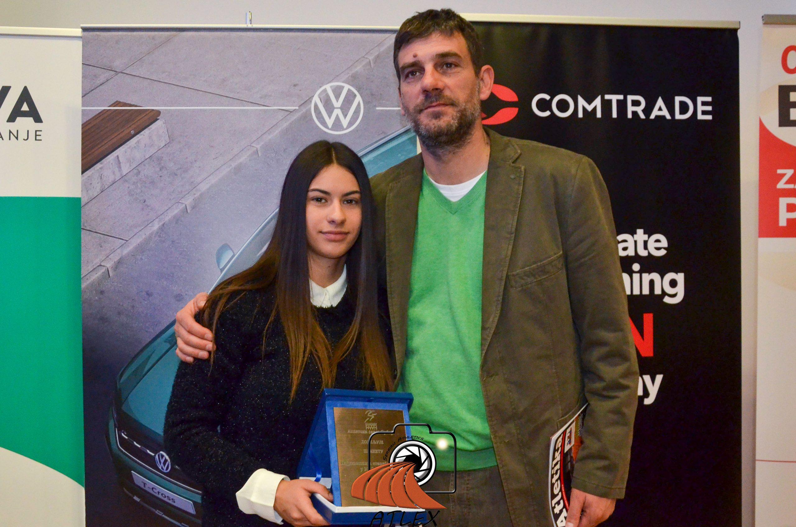 Ivana Đurić i Nenad Vojčevski