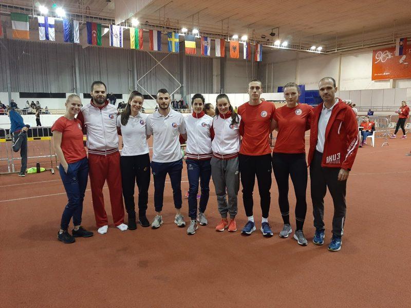 AK Crvena zvezda, Bratislava 2020
