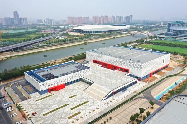 Atletska dvorana u Nanjingu (Kina)