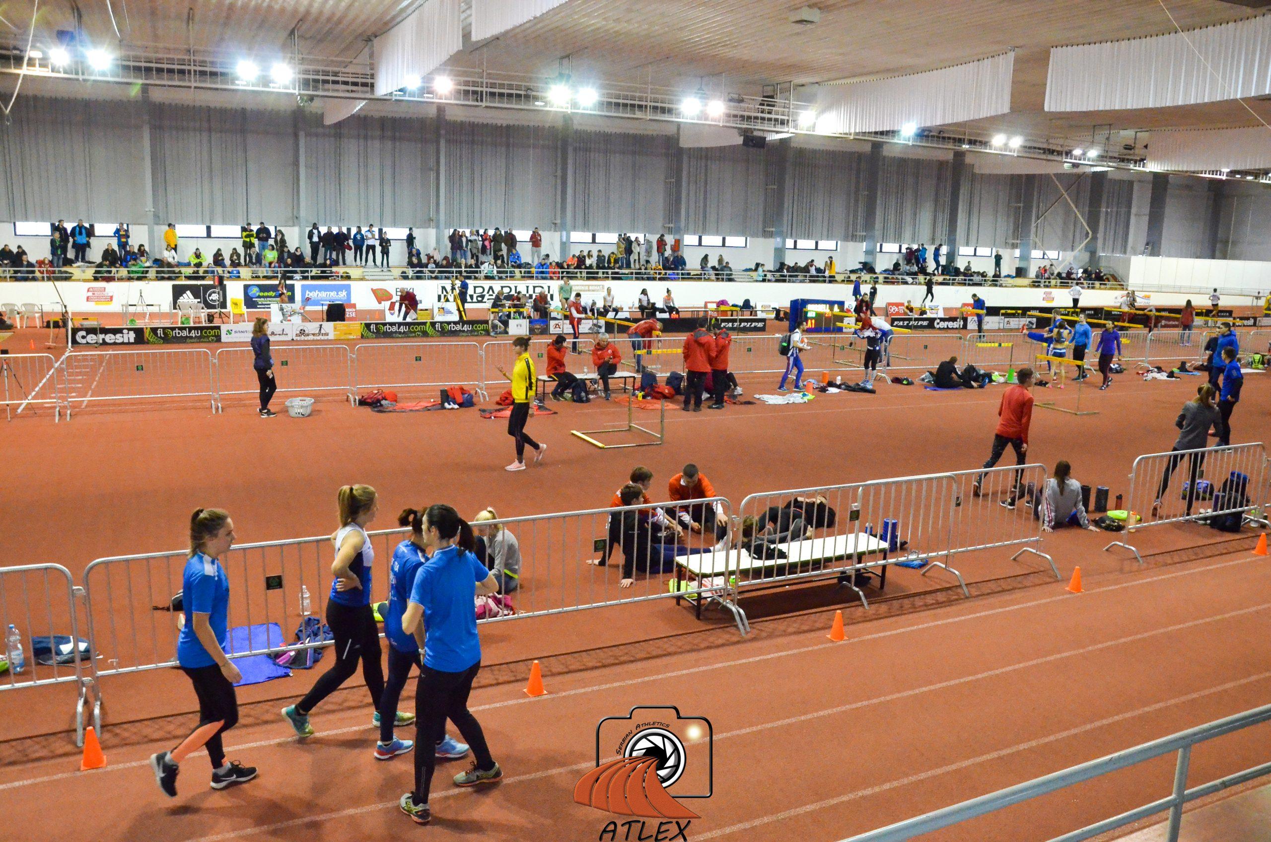 Atletska dvorana u Bratislavi