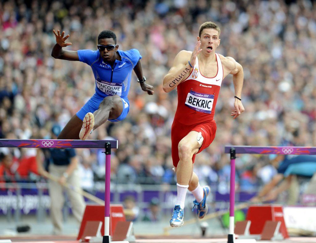 Emir Bekrić, Olimpijske igre London 2012