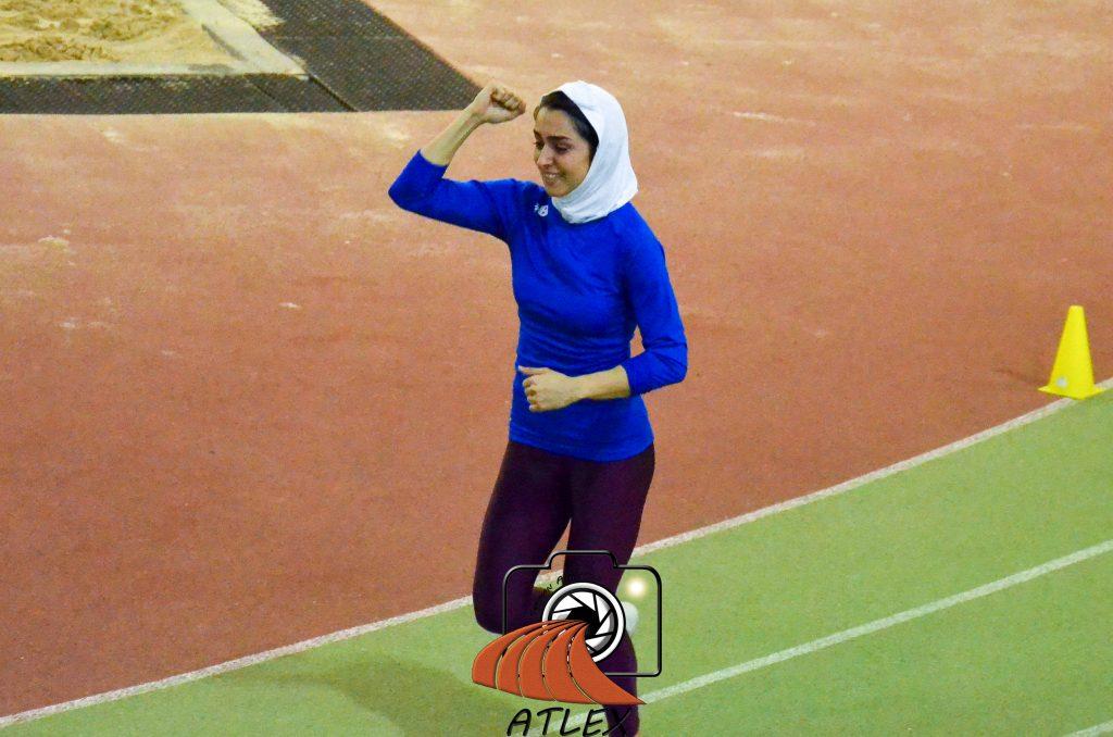 Fasini Farzaneh, slavi normu za dvoransko Svetsko prvenstvo 2020