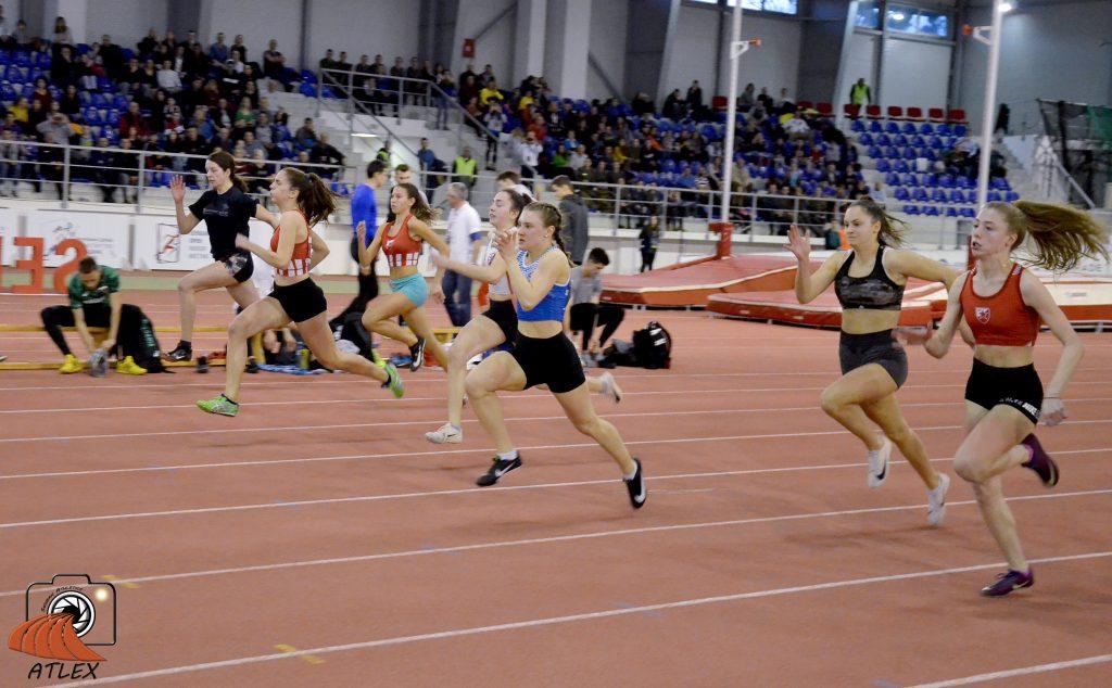 Andrea Sremac, u18 60m 5. Serbian Open 2020