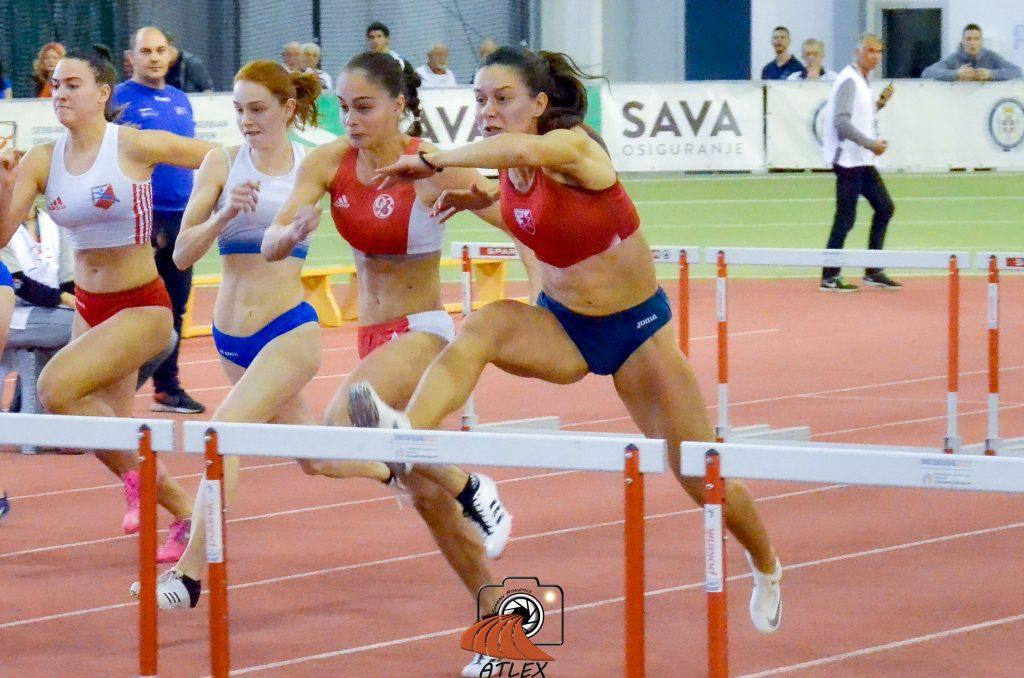 Anja Lukić, Crvena zvezda