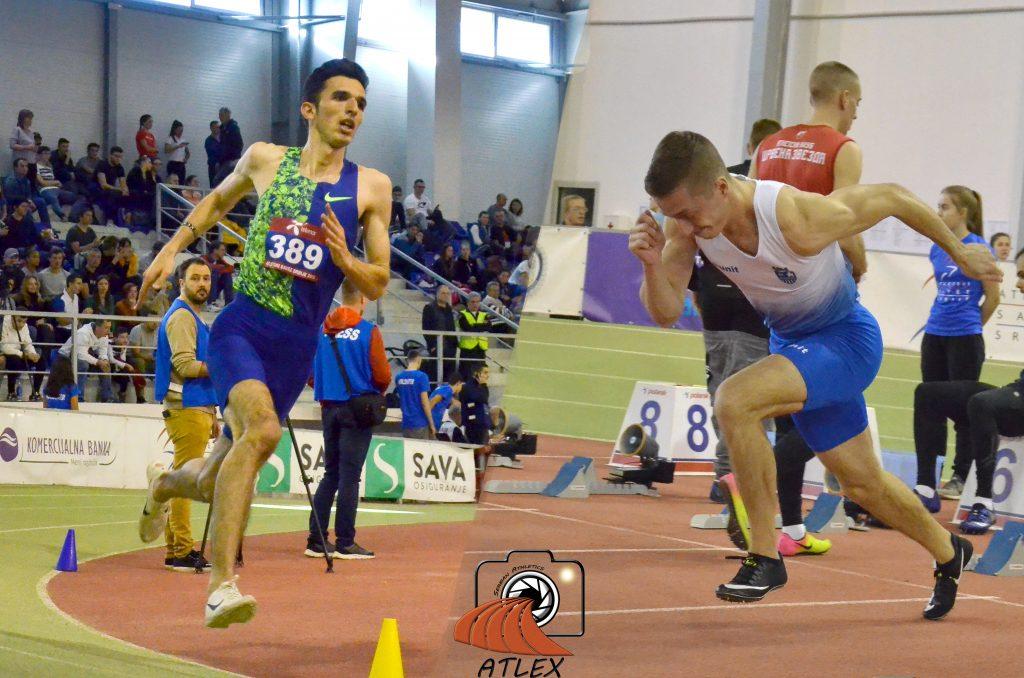 Elzan Bibić i ALeksa Kijanović novi državni rekorderi