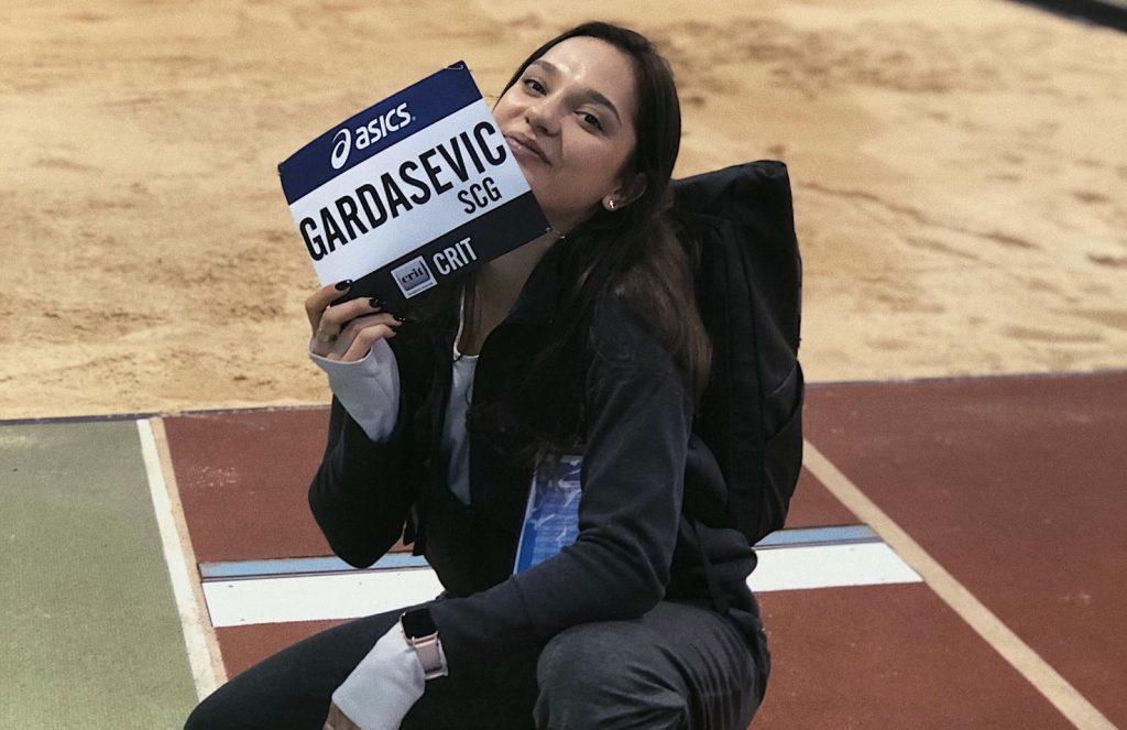 Milica Gardašević, Mondevil 2020