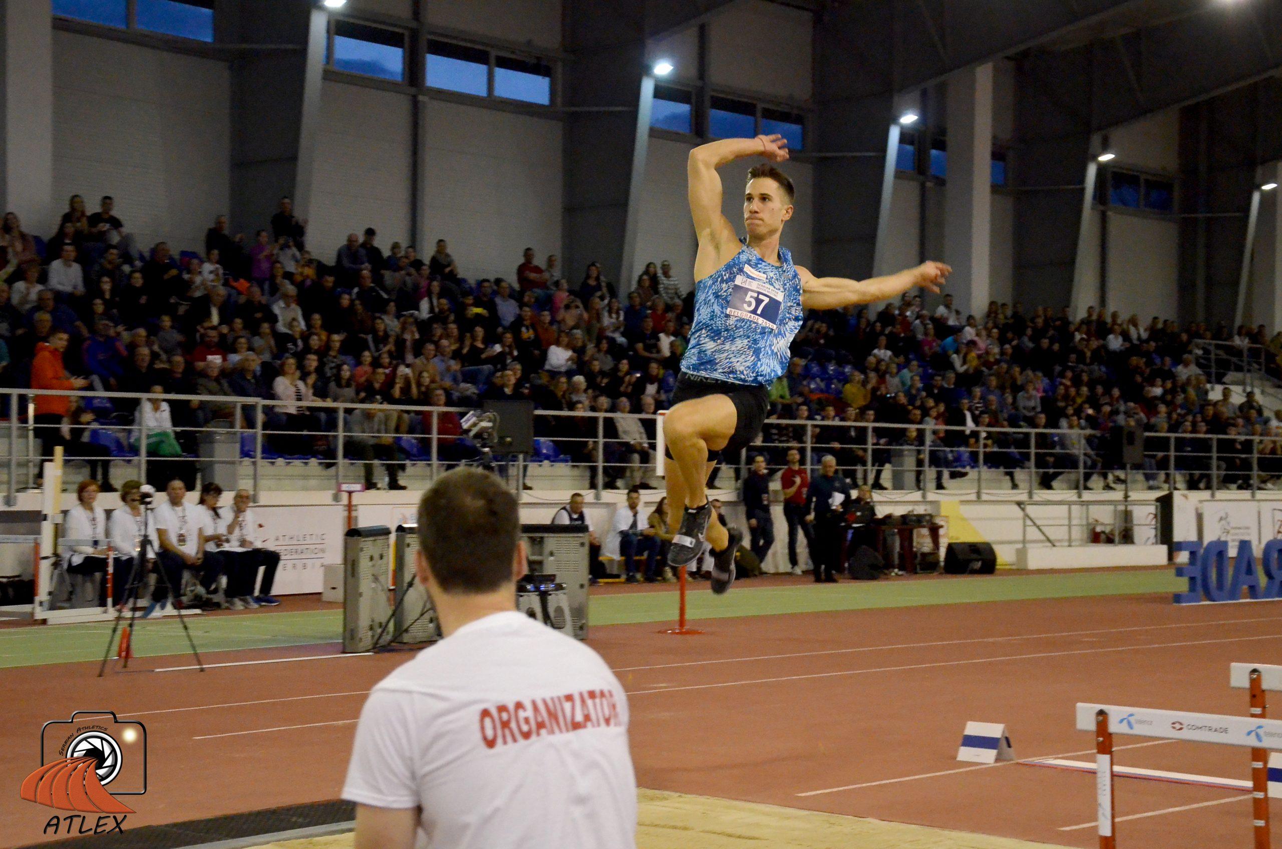 Strahinja Jovančević, 5. Serbian Open 2020