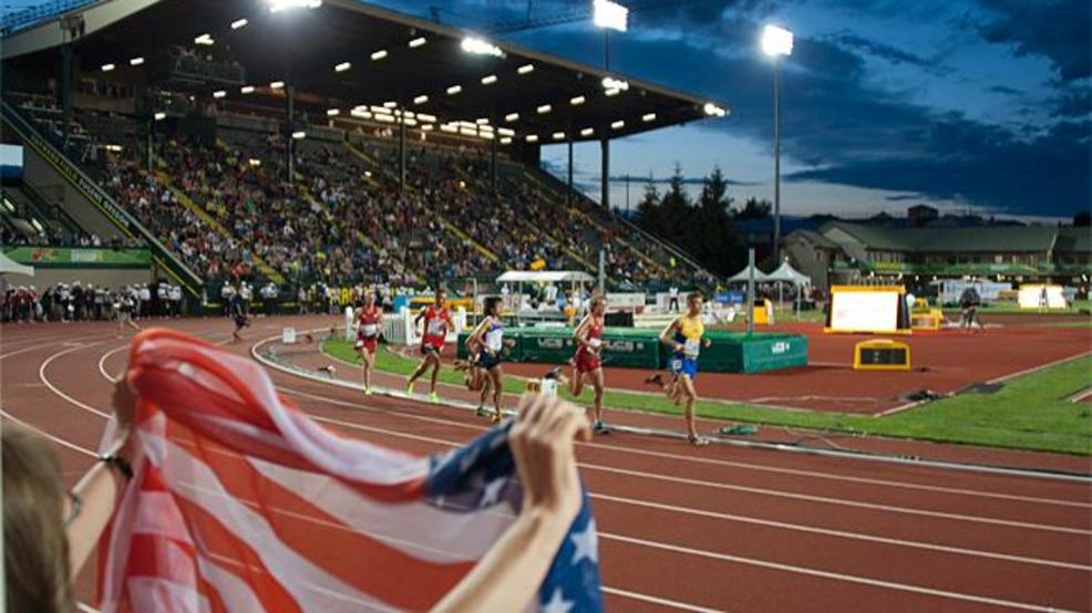 Atletski stadion u Oregonu (SAD)