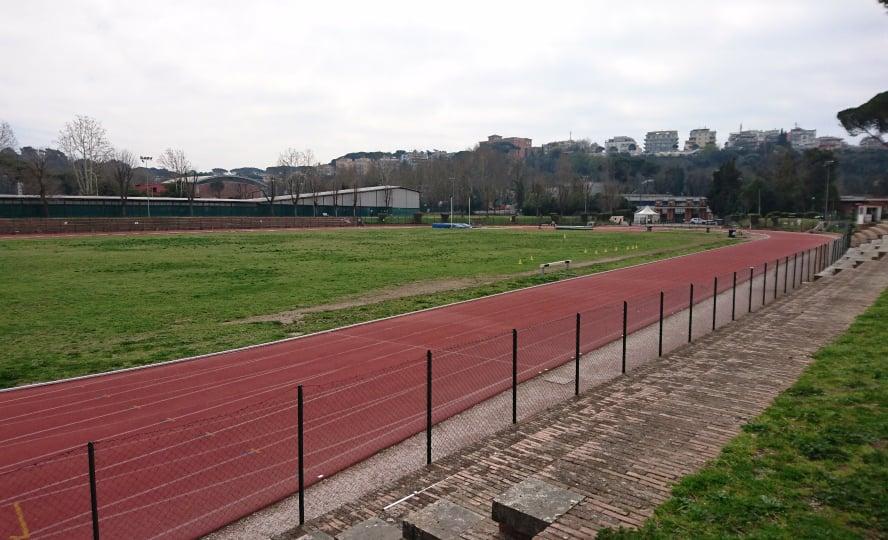 Atletski stadion u Rimu, Luka Trgovčević