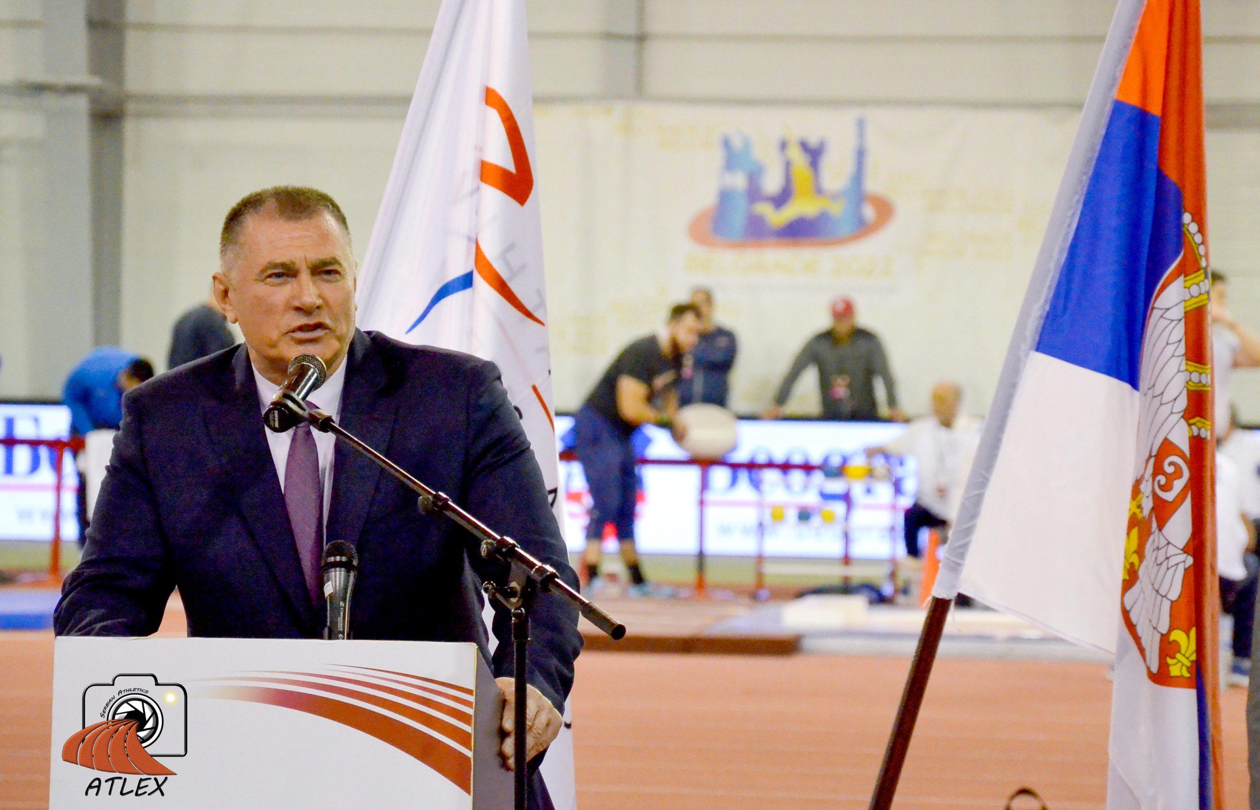 Dobromir Karamarinov, Serbian Open 2020