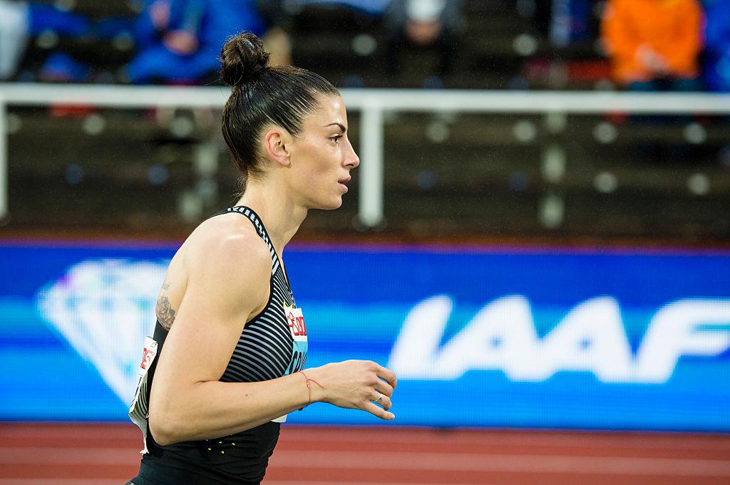 Ivana Španović, Dijamantska liga, Stokholm 2019